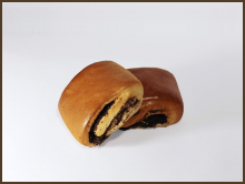 Little Roll with poppy seeds